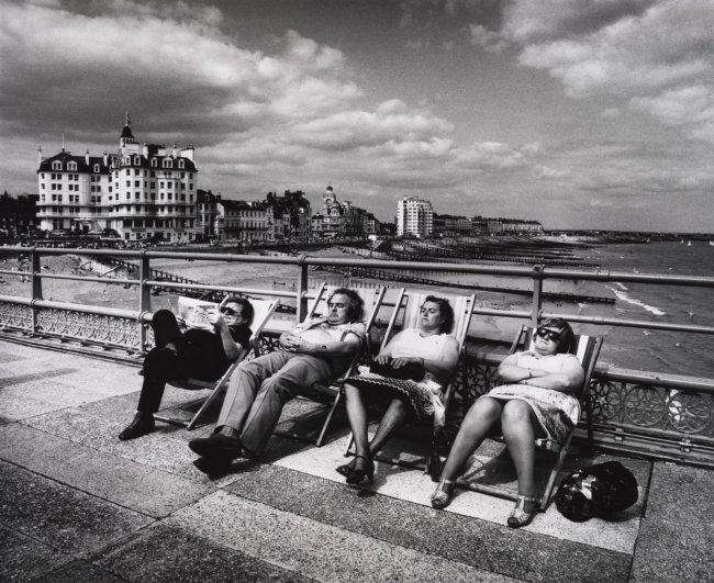 Don McCullin(British, b. 1935) 'Blackpool, early 1970s' c. 1970s