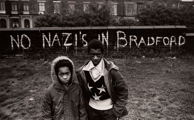Don McCullin. 'Kids on Bradford estate' c.1970s