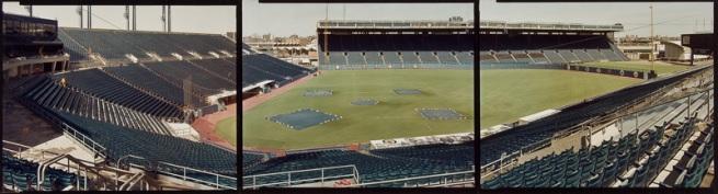 Jim Dow. 'Exhibition Stadium' 1982
