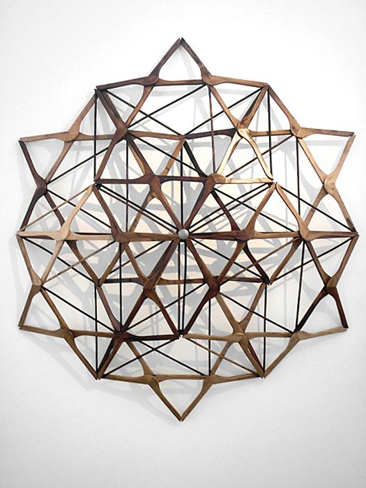 Lyndal Hargrave. 'Sacred Geometry' 2009