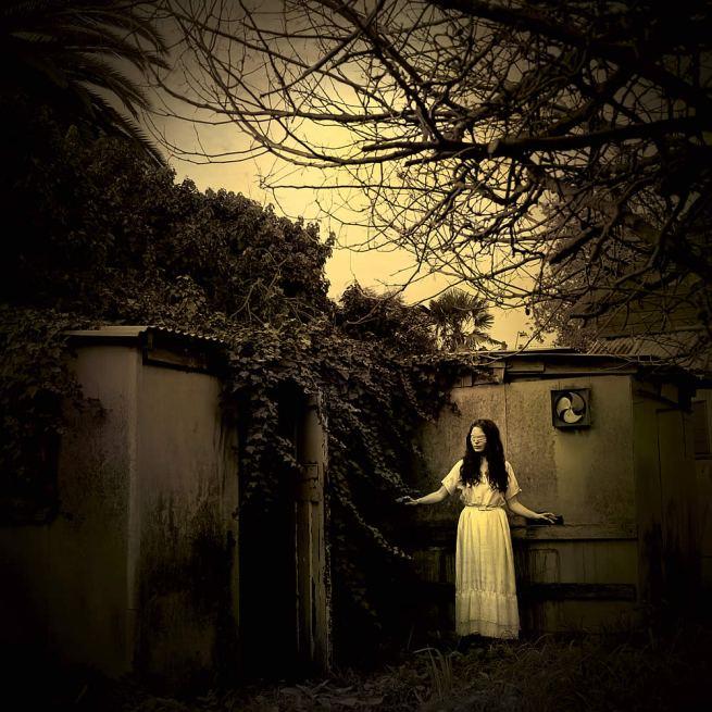 Jane Burton. 'Ivy #2' 2009