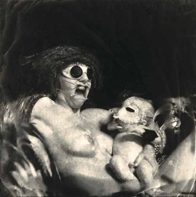 Joel Peter-Witkin (American, born 1939) 'Mother and Child (with Retractor, Screaming)' 1979