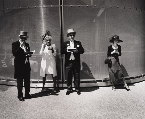Don McCullin. 'Ladies' Day, Royal Ascot' 2006