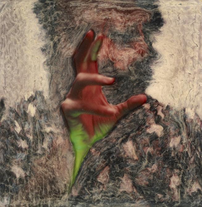Lucas Samaras. 'Photo-Transformation' November 22, 1973