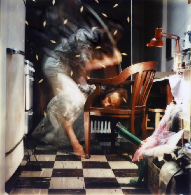 Lucas Samaras(American, born Greece, 1936) 'Photo-Transformation, 1976'