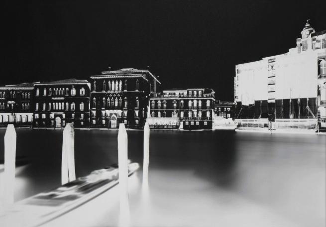Vera Lutter(American, b. 1960) 'Ca' del Duca Sforza, Venice XXXI: July 14, 2008' 2008