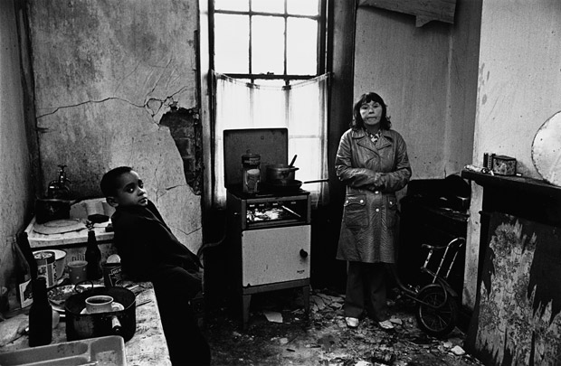 Don McCullin. 'Mother and son, Bradford' 1978
