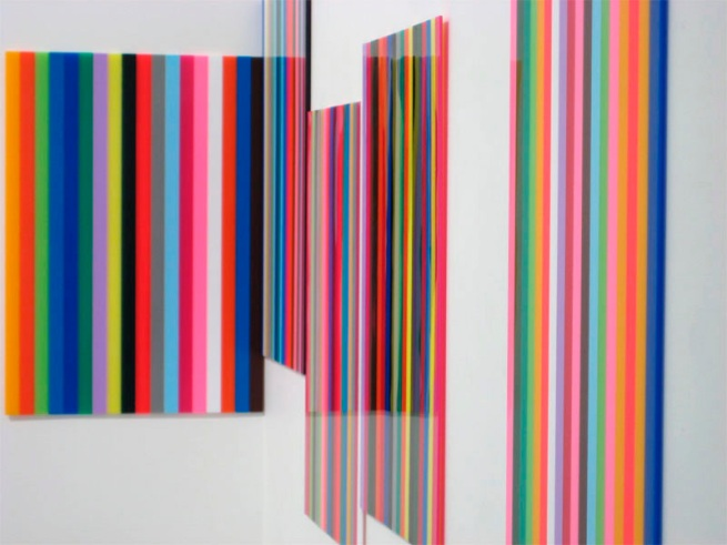 John Nicholson. 'Slip' 2009