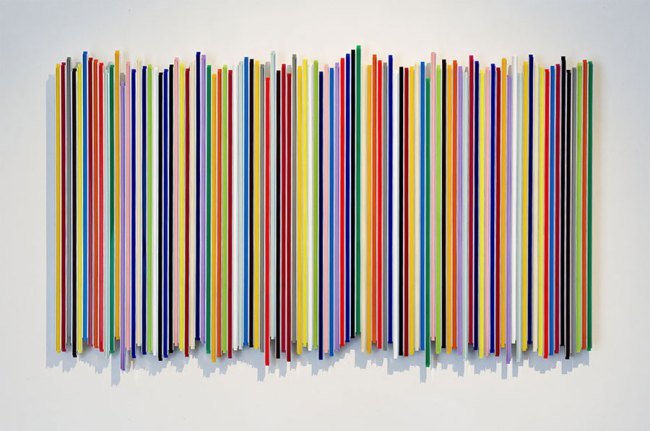 John Nicholson. 'The wire might sense' 2009