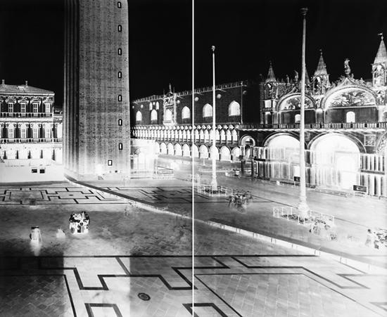 Vera Lutter. 'San Marco, Venice, XIX: December 1, 2005' 2005