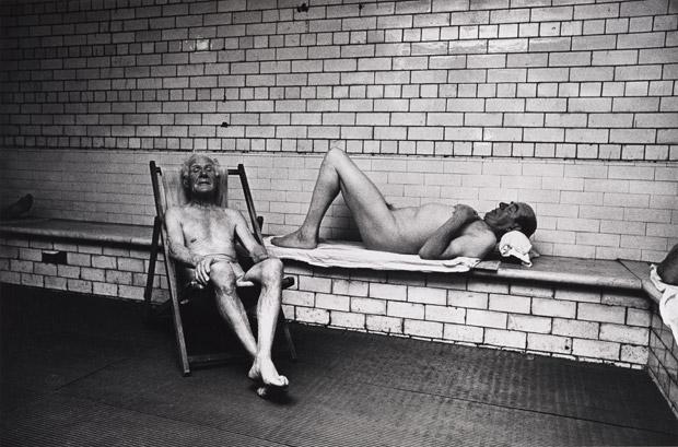 Don McCullin. 'Windsor Baths, Bradford, early 1970s' c.1970s
