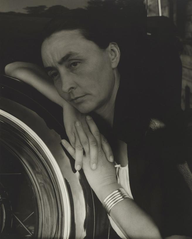 Alfred Steiglitz. 'Georgia O'Keefe' 1933