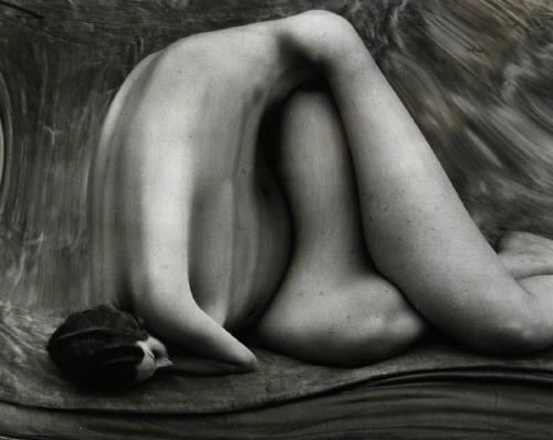 Andre Kertesz. 'Distortion 147, Paris' 1933
