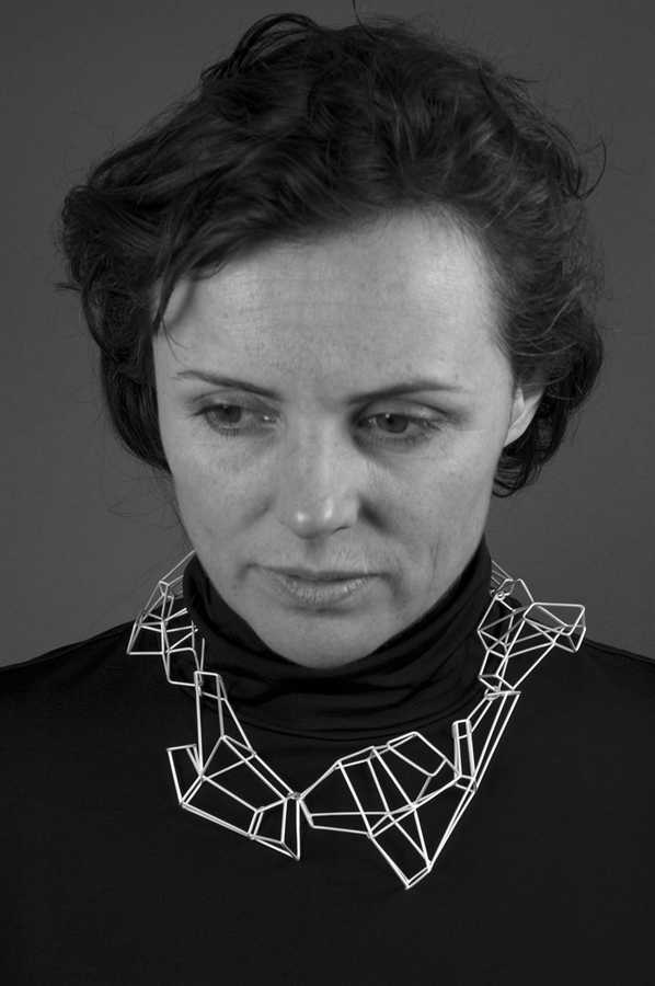 Carlier Makigawa. 'Geometric Neckpiece' 2009