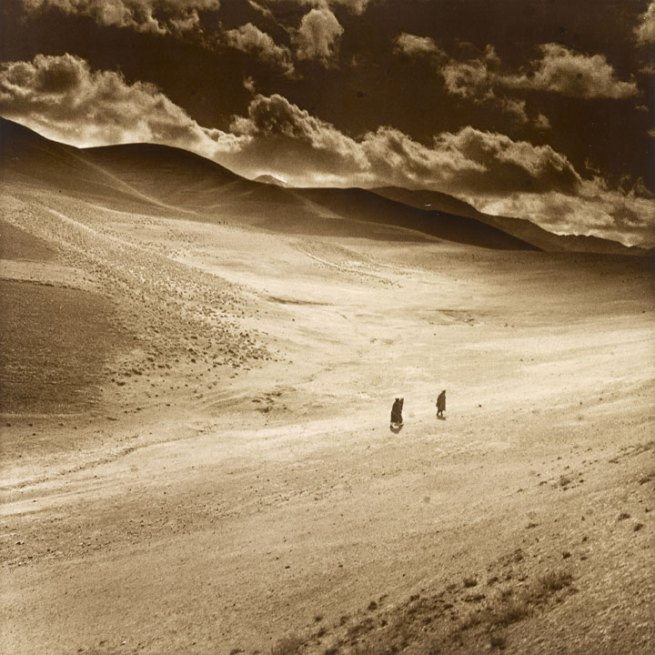 Max Pam. 'Road from Bamiyan' 1971