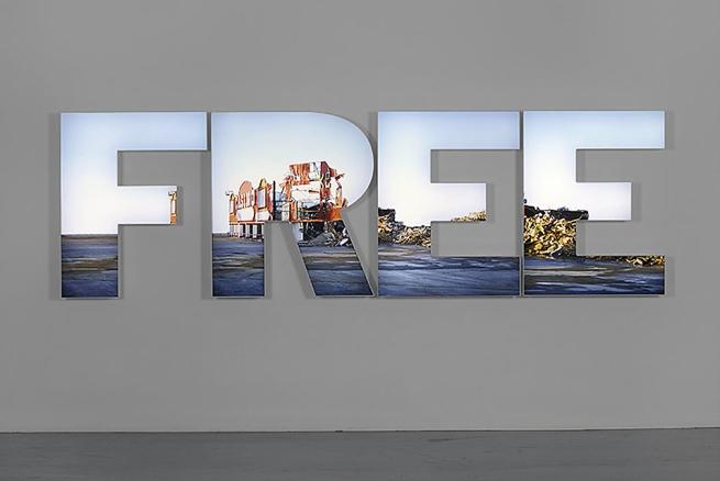 Doug Aitken. 'Free' 2009