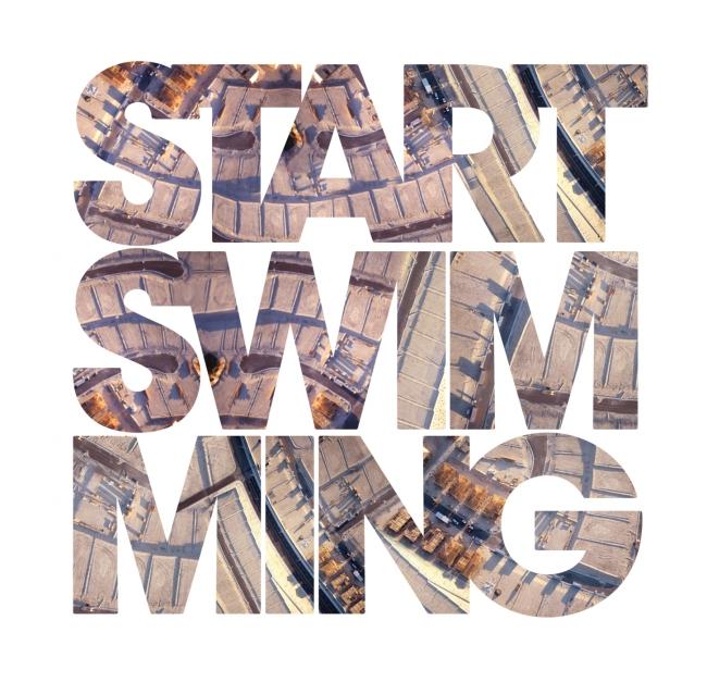 Doug Aitken. 'Start Swimming' 2006