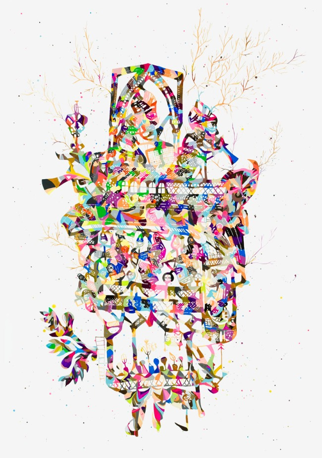 Kirra Jamison. 'Future's lovecraft' 2009