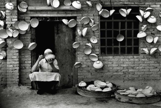 Hei-Ming. 'Iron Rice Bowl' 2000