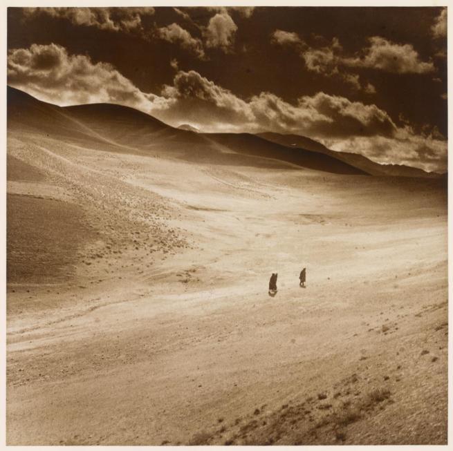 Max Pam. 'Road from Bamiyan' 1971