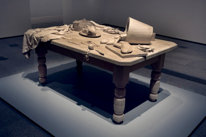 Ricky Swallow(Australian, b. 1974) 'Killing time' 2003-04