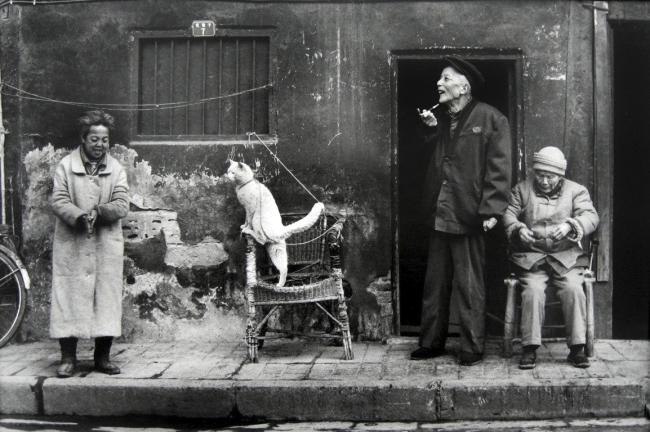 Wu Jialin. 'Having a Chat, Cheng Du' 1999