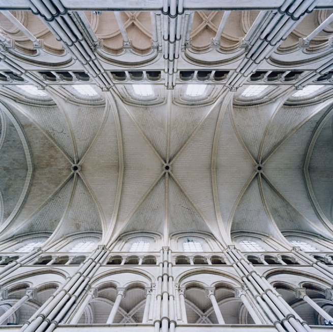 David Stephenson. 'Nave, Laon Cathedral, Laon, France' 2006/07