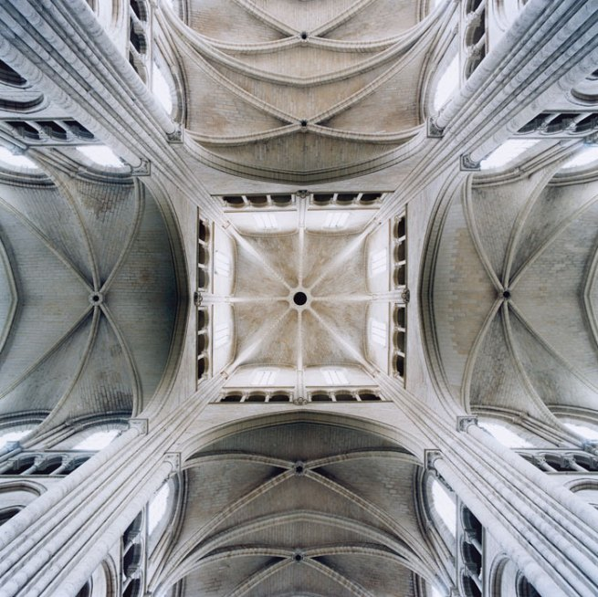 David Stephenson. 'Choir, Laon Cathedral, Laon, France' 2006/07