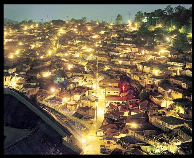 Sekown Ahn. 'Lights of Weolgok-dong', 2005