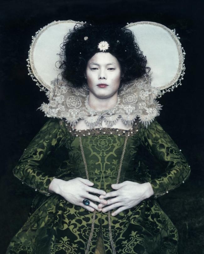 Chan-Hyo Bae (Korea, b. 1975) 'Existing in Costume_1' 2006