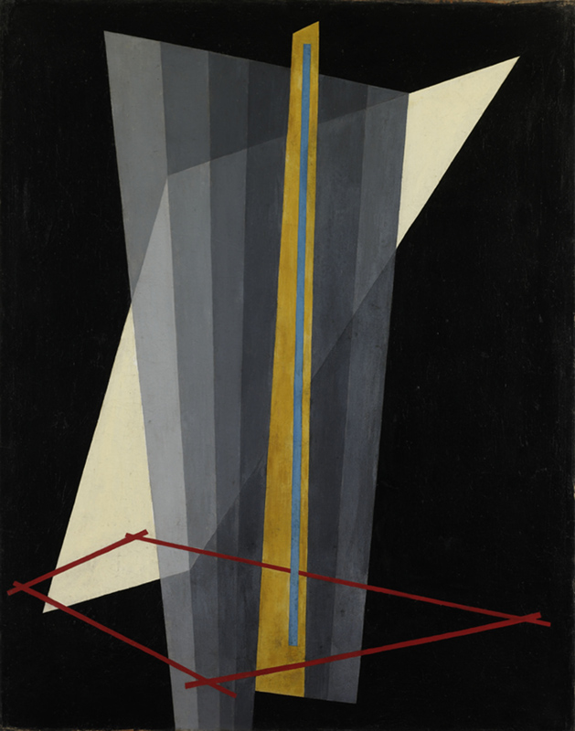 László Moholy-Nagy. 'K XVII' 1923