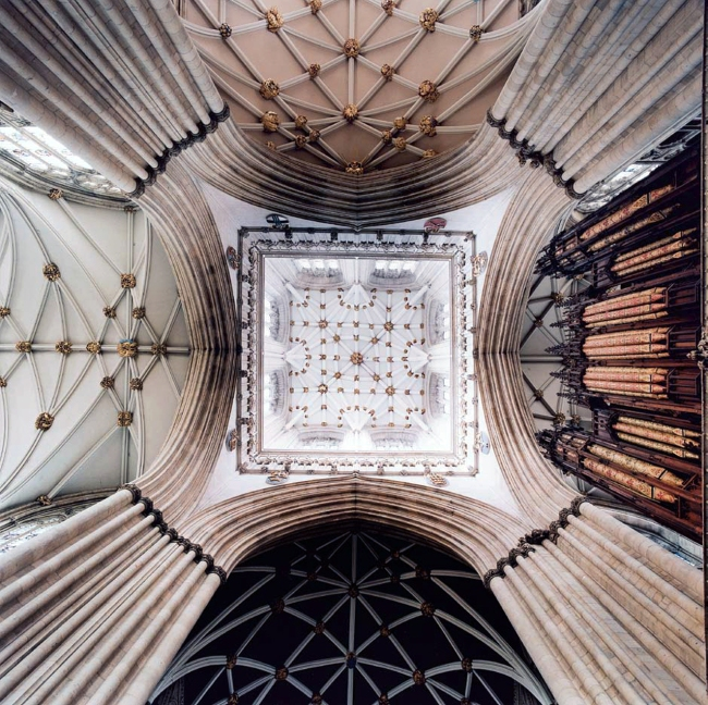 David Stephenson. 'Crossing, York Minster, York, England' 2006/07