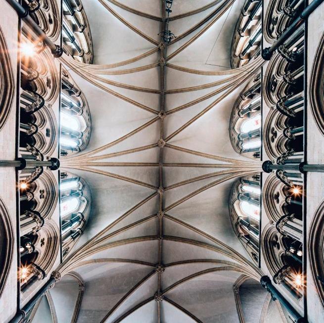 David Stephenson. 'St. Hugh's Choir, Lincoln Cathedral, Lincoln, England' 2006/07