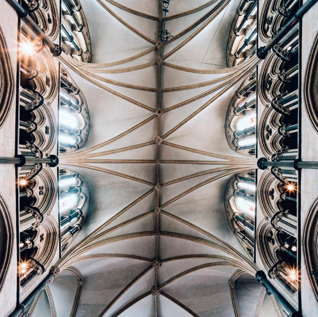 David Stephenson. 'St. Hugh's Choir, Lincoln Cathedral, Lincoln, England' 2006/07