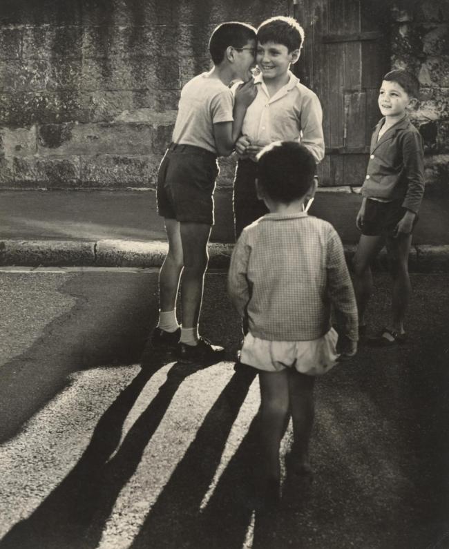 Sue Ford(Australian, 1943-2009) 'Big secret!' c. 1960-1961