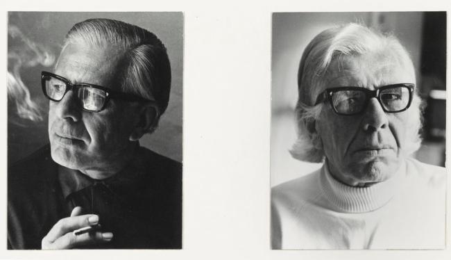 Sue Ford(Australian, 1943-2009) 'Ross, 1964; Ross, 1974' printed 1974
