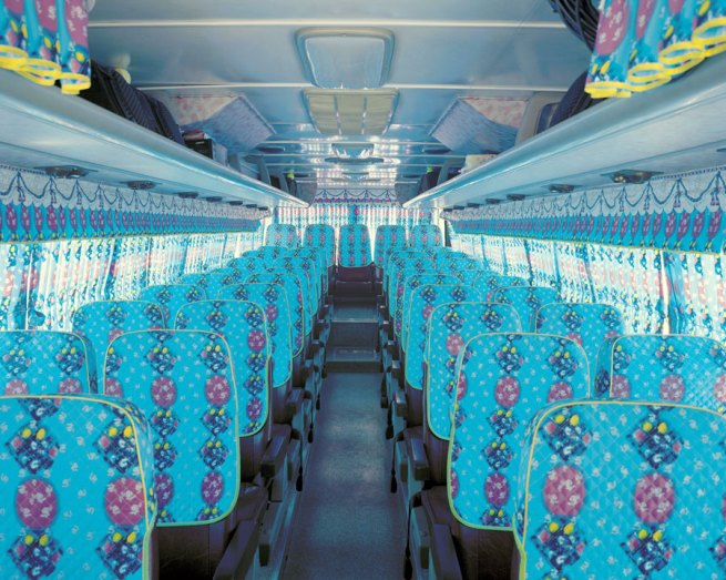 Sungsoo Koo. 'Tour Bus' from the series 'Magical Reality' (2005-2006) 2005