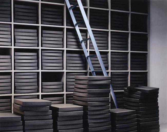 Thomas Demand(German, b. 1964) 'Archive' 1995