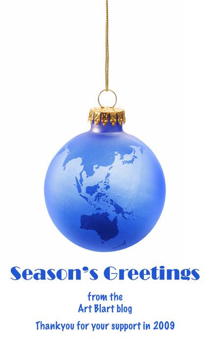 Art Blart Christmas Greetings