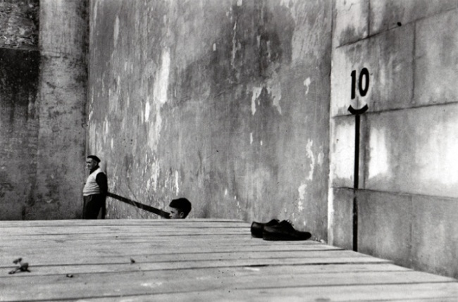 Rene Burri(Swiss, 1933-2014) 'Bilbao, Spain' 1957
