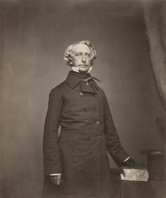 Matthew Brady (American 1823-1896) 'Prosper Whetmore' 1857
