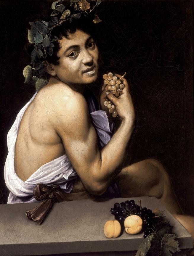 Michelangelo Merisi da Caravaggio(Italian, 1571-1610) 'Young Sick Bacchus' c. 1593