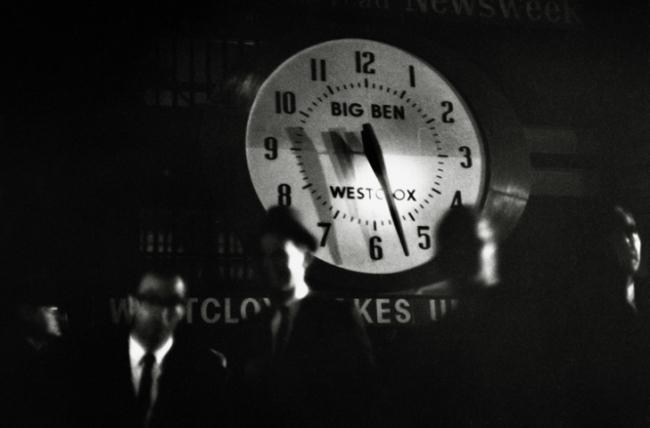 Rene Burri(Swiss, 1933-2014) 'Blackout New York' November 9, 1965