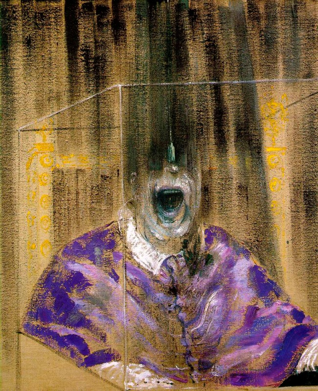 Francis Bacon (British 1909-1992) 'Head VI' 1949