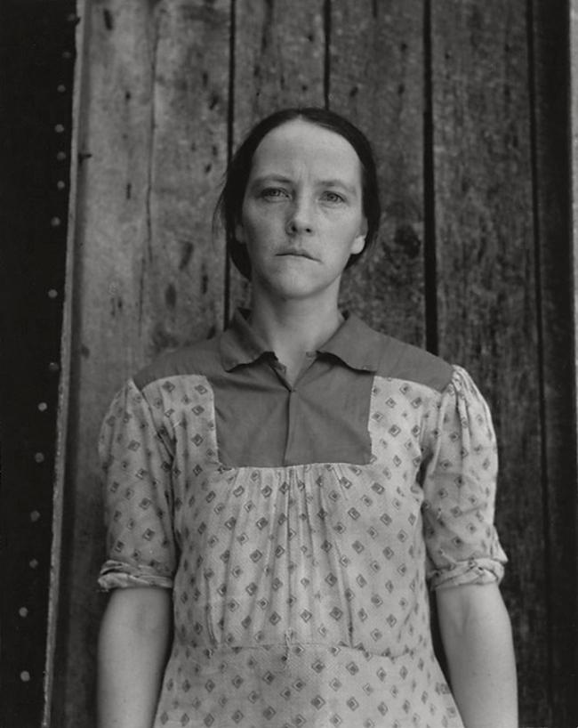 Dorothea Lange (American 1895-1965) 'Resident, Conway, Arkansas' 1938