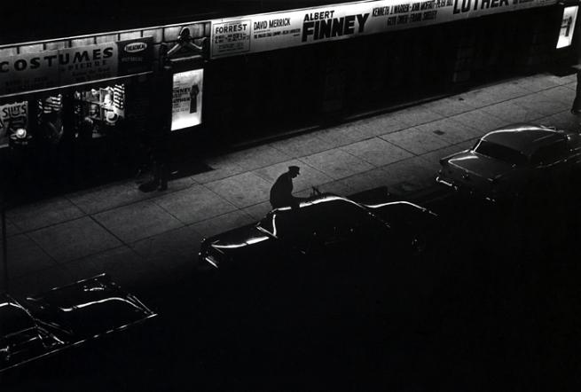 Ray K. Metzker(American 1931-2014) 'Philadelphia' 1963
