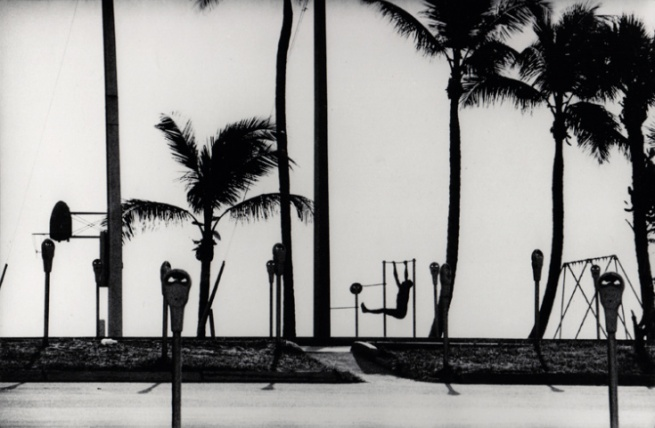 Rene Burri (Swiss, 1933-2014) 'Training, Fort Lauderdale, Florida' 1966