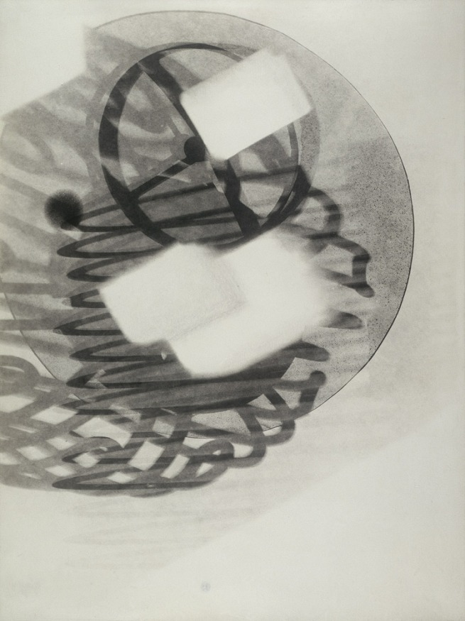László Moholy-Nagy(Hungarian, 1895-1946) 'Untitled (Positive)' c. 1922-1924