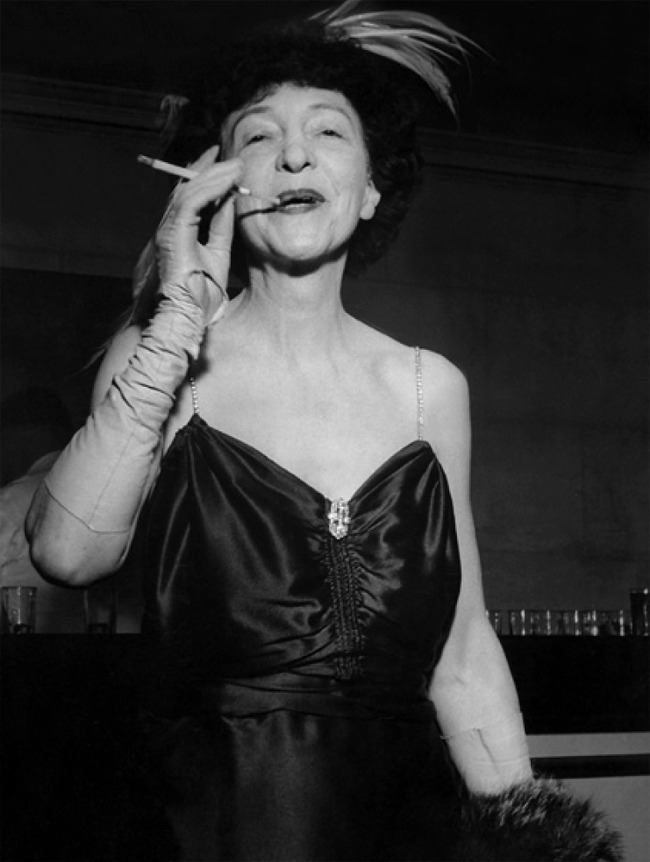 Lisette Model(American, born Austria 1901-1983) 'Opera, San Francisco' 1949