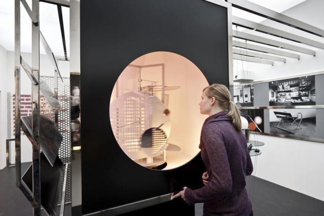 László Moholy-Nagy Retrospective exhibition view